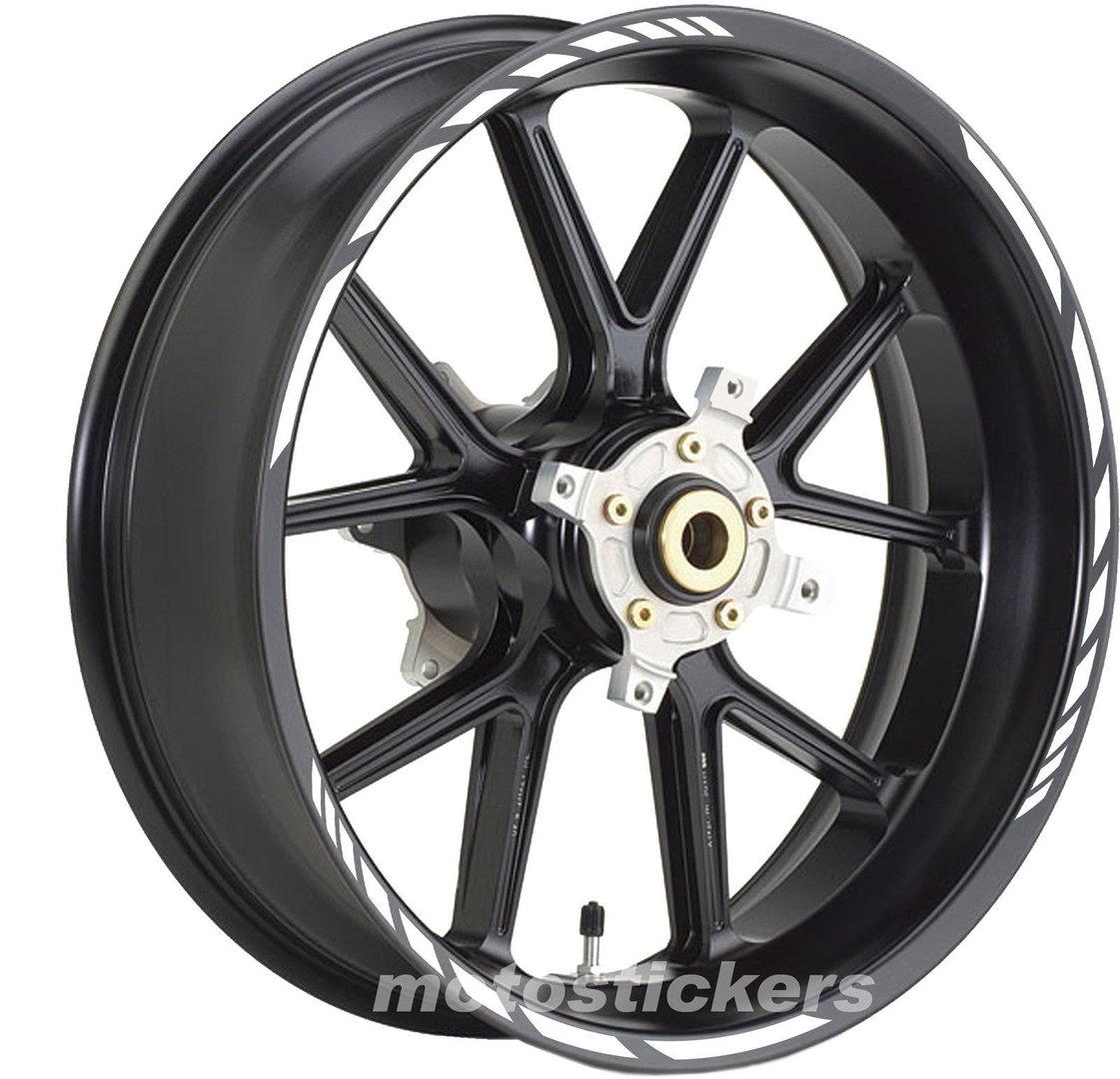ADESIVI PER CERCHIONI MOTO per APRILIA racing wheels stickers